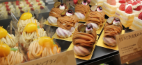 Mont Blanc – most popular cake in Japan