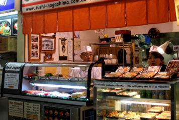 Sushi Nagashima – the best cheap sushi in Sydney. And the most authentic!