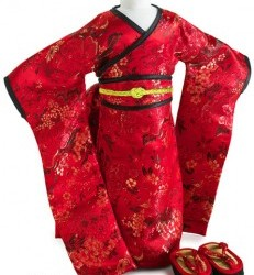 Japanese Traditional Clothes